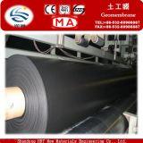 Glattes HDPE Geomembrane, das für Aufschüttung-Zwischenlage imprägniert