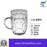 Tazza di vetro della radura della tazza di birra di alta qualità