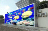 Outdoor Advertizing P10 LED Display 960mm X 960mm with Function Video
