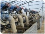 Maquinaria de mina arriba Desgastar-Que resiste el hidrociclón alineado caucho