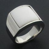 Керамическая нержавеющая сталь ювелирных изделий кольца 2015