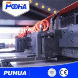 Poinçonneuse de tourelle hydraulique de commande numérique par ordinateur pour des pièces de tôle