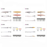 China Wholesale Metal Spoon Spinner Fishing Lure