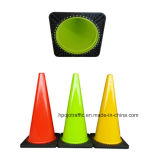 多彩で適用範囲が広い反射PVCトラフィックの円錐形Pjtc106