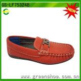 Горячие продавая плоские вскользь ботинки для малыша (GS-LF75324)