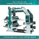 Machine d'impression flexible multicolore