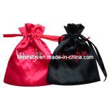 Роскошный мешок подарка благосклонности ткани сатинировки (мешок) с самым лучшим ценой