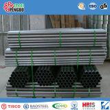 Tubos de acero inoxidables Smls (TP304/316L/321/310S/904L/316Ti)