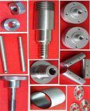 Подвергли механической обработке CNC, котор компоненты запасных частей металла/металла механически CNC