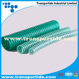 PVC Layflat / Flexible renforcé / transparent, divers tuyaux en PVC