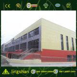 中国の製造者は鉄骨構造Pdfをカスタム設計する