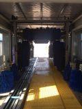 Lavadora del coche del túnel con la alta eficacia que se lava y la vida laboral larga, equipo que se lava del coche superventas