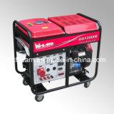 8kw de luchtgekoelde Generator van de Benzine van Twee Cilinder Open (GG12000E)