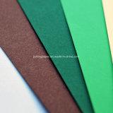 Papel Textured de la venta de la pulpa de madera del papel de papel de tarjetas caliente del color