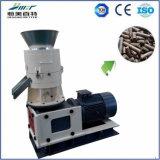 Máquina de fabricação de pastilhas plana com máquina de pellets