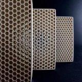 Monolito de cerámica del calentador termal de cerámica del panal para el intercambio de calor