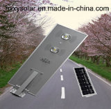 Iluminação elevada 60W todo do diodo emissor de luz Outdoot da iluminação do diodo emissor de luz do lúmen em um