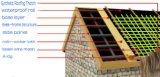 シミュレーションの屋根ふき材料、Palm Leaf屋根ふき材料、模範化のPalm Leaf屋根ふき材料、プラスチックやし屋根ふき材料Qwi-St006