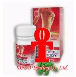 Softgelの食事療法の丸薬を細くする美しく細い体重の損失