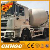 Chhgc 3axle 6X4の自動具体的なミキサーのトラック