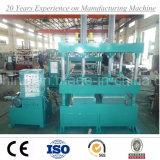 Machine en caoutchouc de presse de tuile/machine de fabrication de briques en caoutchouc