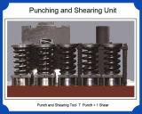 Пунш шинопровода высокой точности и машина ножниц