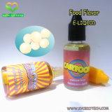 El líquido fuerte del sabor E del alimento para los cigarrillos electrónicos, puede hacer a OEM para los varios sabores