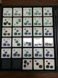 Gemstone Nano da cor de Sital para a jóia