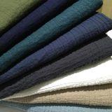 tessuto di 11s 55%Linen 45%Cotton, tessuto della tela del cotone della piega