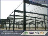 Construcción prefabricada del molino de la fábrica de acero