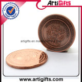 Медь конструкции клиента металла покрынная монеткой античная