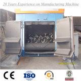 Máquina limpia de Tumblast del delantal de goma