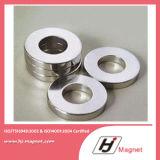 Forte N52 anello personalizzato magnete permanente neodimio/di NdFeB per i motori con ISO14001
