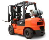 2016 heißes Selling 3ton Hydraulic Gasoline Forklifts