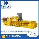 Máquina de embalaje hidráulica de chatarra de metal
