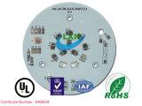 Única placa lateral do PWB do diodo emissor de luz do alumínio com serviço do conjunto do PWB