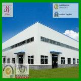 Fabricación estructural de acero profesional del almacén con el estándar del SGS (EHSS043)