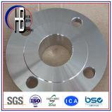 Flange cega 304/316 de aço inoxidável
