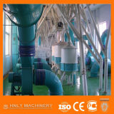 Moinho de farinha elétrico automático do milho da eficiência elevada