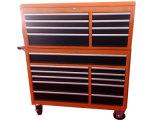 粉の上塗を施してある金属の収納キャビネットの道具箱