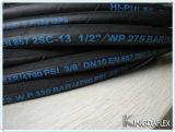 Boyau en caoutchouc hydraulique à haute pression (DIN 2SC)