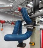 Boyau flexible d'aspiration de bras d'extracteur d'extraction de poussière/vapeur de soudure
