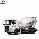 Camion della betoniera di Camc 5-12 Cbm 6*4