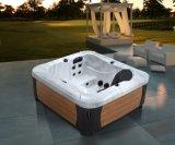 Hete Ton m-3399 van de Massage van het Systeem van Deluxe Whirlpool SPA Hoogste Balboa van het Ontwerp Openlucht