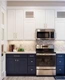 Cabina 2016 de cocina de encargo moderna de calidad superior de madera sólida de Welbom