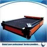 auto-Voedt van 1300*2500mm de Vlakke Laser van het Bed Scherpe Machine 1325tk