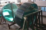 vetro Tempered piano di vetro da tavolo Tempered personalizzato fabbrica di 8mm