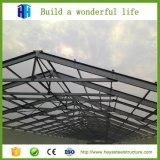 Estructura de acero ligera prefabricada para el marco principal