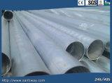 Tubo rotondo del carbonio
