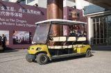 8 Sitze elektrisch weg vom Straßen-elektrischen Auto
